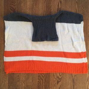 J. Crew Crewcuts sweater poncho